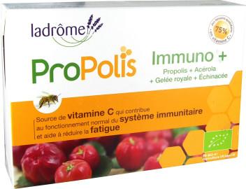 djform ladrome immunoplus propolis ampoules