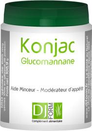 étiquette Konjac Djform - Coupe faim, minceur