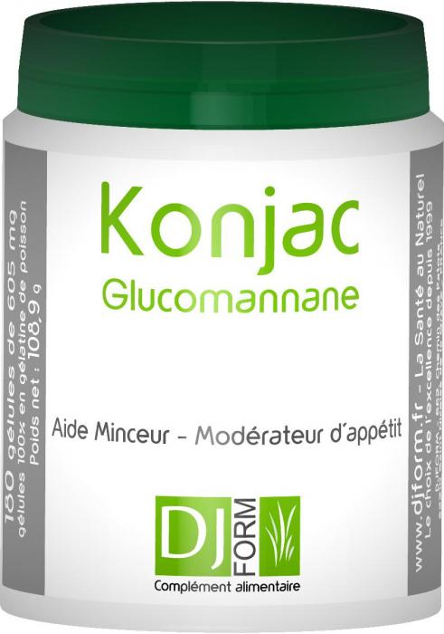 Konjac - Modérateur d'Appétit - Djform
