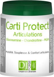 Carti Protect - Glucosamine Chondroïtine MSM - Djform