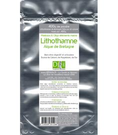 Lithothame en Poudre - Algue de Bretagne - Djform