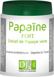 Papaïne Fort - Djform