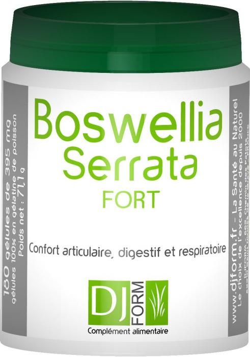 Boswellia Serrata Fort - Djform