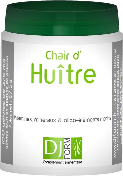 Chair d'Huitre - Djform