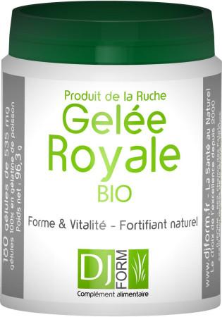 Gelée Royale Bio - Djform