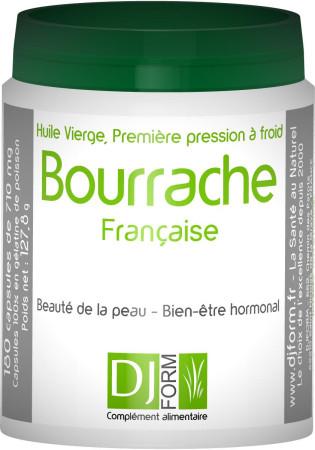 Huile de Bourrache Française - Djform