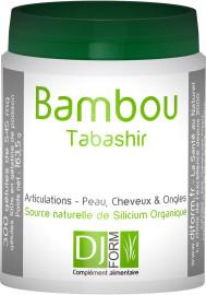 Etiquette Bambou Tabashir Fort - Djform 300 gélules