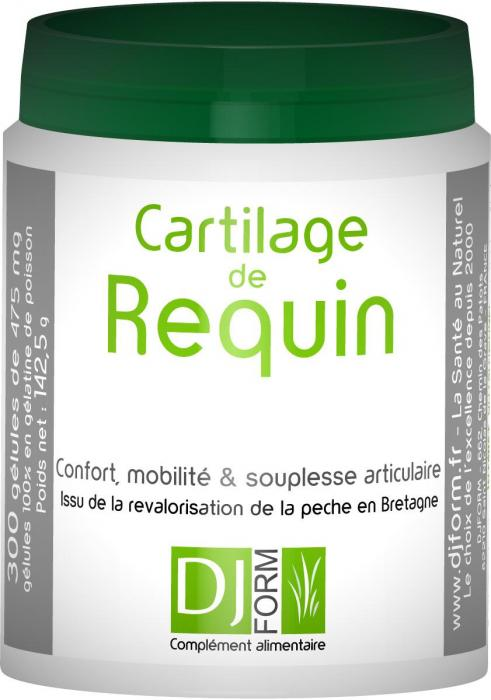 Cartilage de Requin - Djform