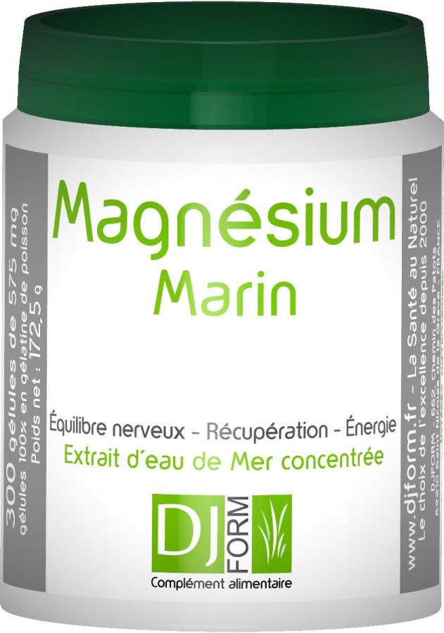 Magnésium Marin - Djform