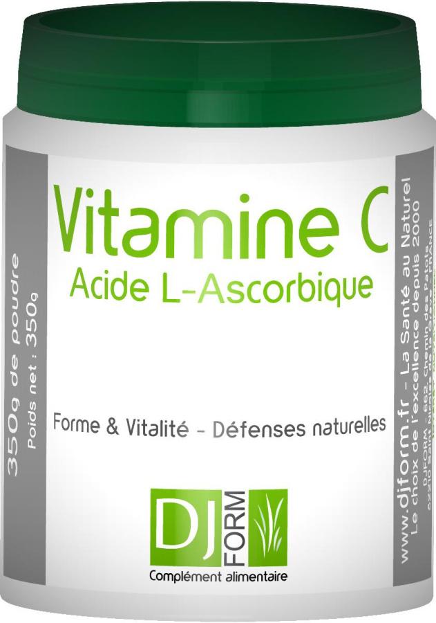 vitamine c djform en poudre acide l ascorbique. Black Bedroom Furniture Sets. Home Design Ideas