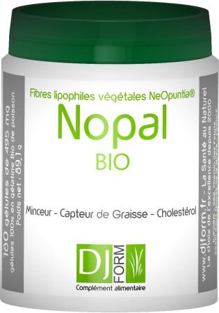 Nopal Bio - Capteur de Graisse - Djform