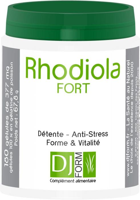 Rhodiola Fort - Djform