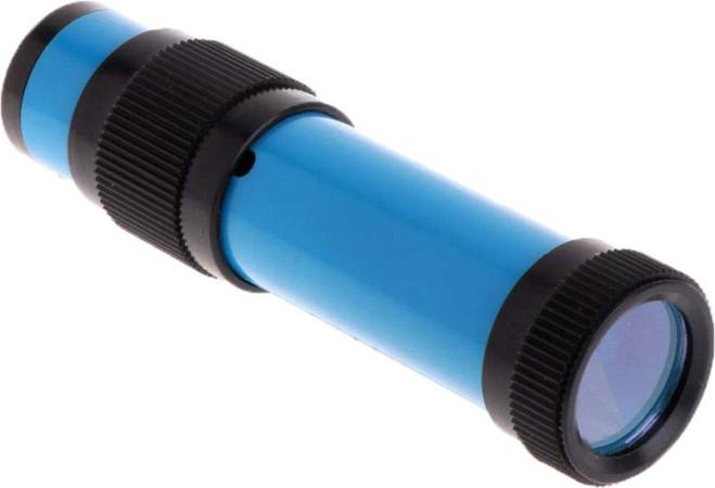Spectroscope - Test l'efficacité des lunettes anti-lumière bleue