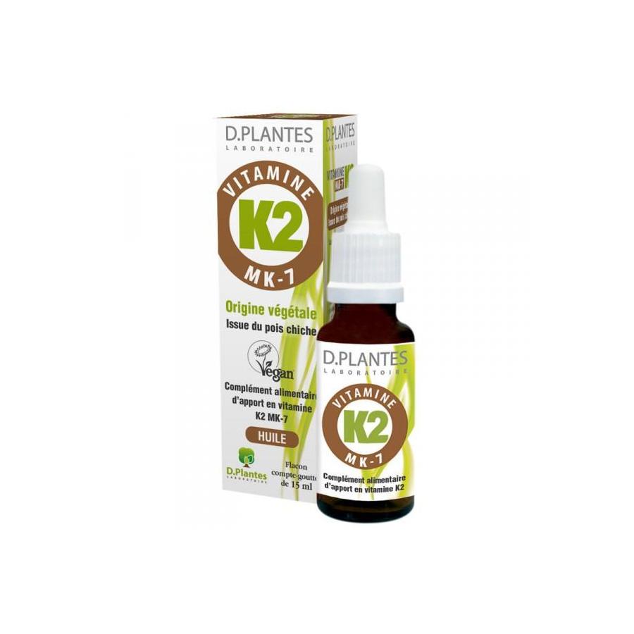 Vitamine K2 D Plantes
