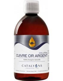 cuivre or argent catalyons oligo elements