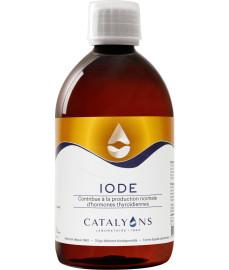 djform iode laboratoire catalyons